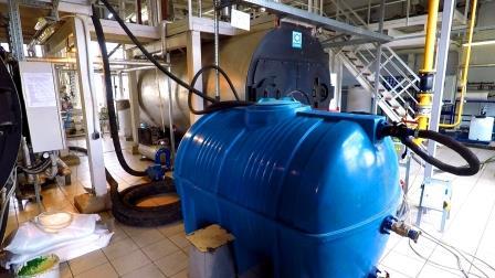 установка химической промывки Вихрь